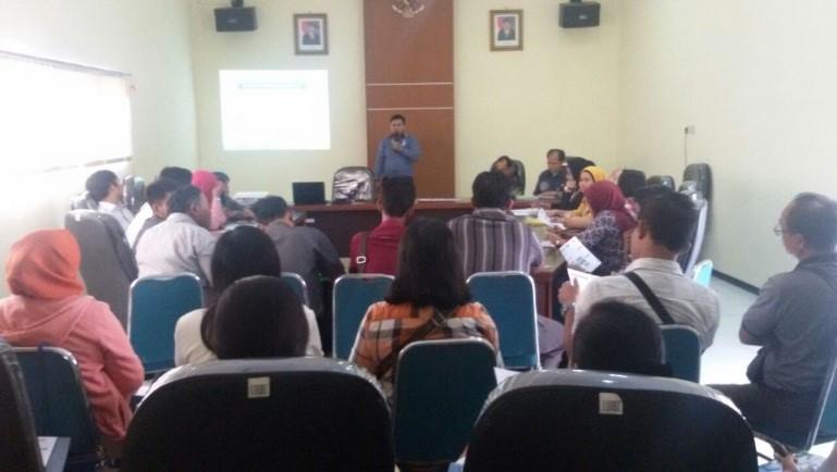 Adakan Sosialisasi Pelayanan Perlindungan Jaminan Sosial TKI, UPT P3TKI Disnakertrans Prov  Jatim gandeng BPJS Ketenagakerjaan